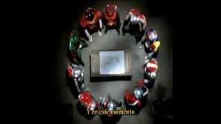 10 Riders Apparition - Kamen Rider BLACK RX