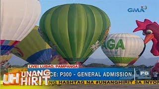 Unang Hirit: Lubao Hot Air Balloon Festival