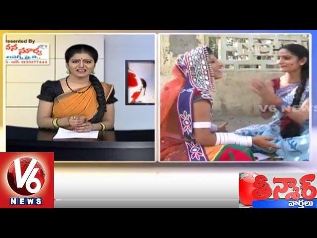 Mangli Funny Conversation With Savitri Mar 22, 2016