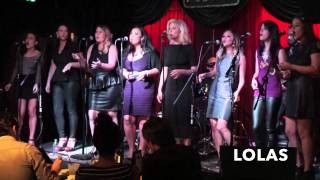 "LOLAS sing Joy Williams ""Woman (Oh Mama)"""