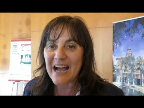 SONIA VIALE: NUOVE ATTREZZATURE PER L'ASL IMPERIESE E VENDITA DEL BARELLAI