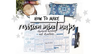 HOW TO MAKE REVISION MIND MAPS | Studycollab: Alicia