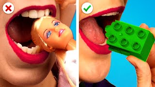 9 Fun Ways to Reuse Old Toys || Make Old Toys Great Again !