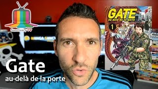 Chronique manga : Gate - Au-delà de la porte