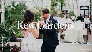 Kew Gardens Wedding Video | Hannah & Gianluca | London, UK