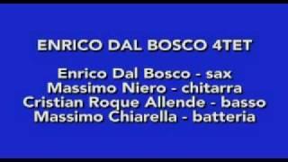 SO TINHA DE SER COM VOCE -Antonio Carlos Jobim- ENRICO DAL BOSCO 4TET