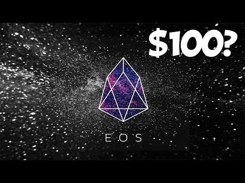 Eos Rising Like Crazy 4 500 000 000 Flowing Through