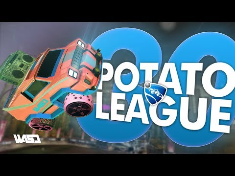 POTATO LEAGUE #30 | Rocket League Funny Moments & Fails