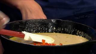 "Chef AriAnkh Brings the Tropics to ""Virginia This Morning"" with His Thai Coconut Soup"