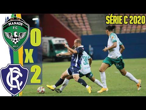 Manaus FC 0x2 Remo
