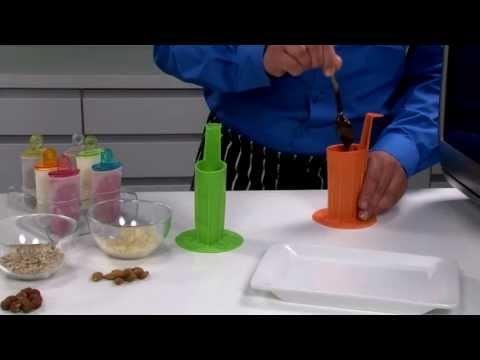 Video Tescoma Tvořítko na zmrzlinovou polevu BAMBINI 668226 1