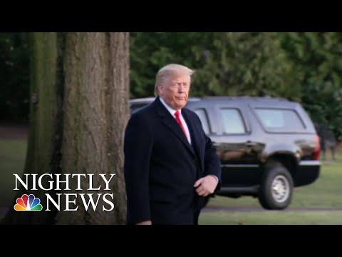 Key Republican Senators Now Open To Witnesses In Trump Impeachment Trial   NBC Nightly News