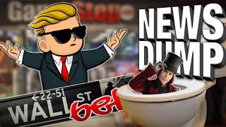 Reddit Trolled the Stock Market with Gamestop 🚀 - News Dump