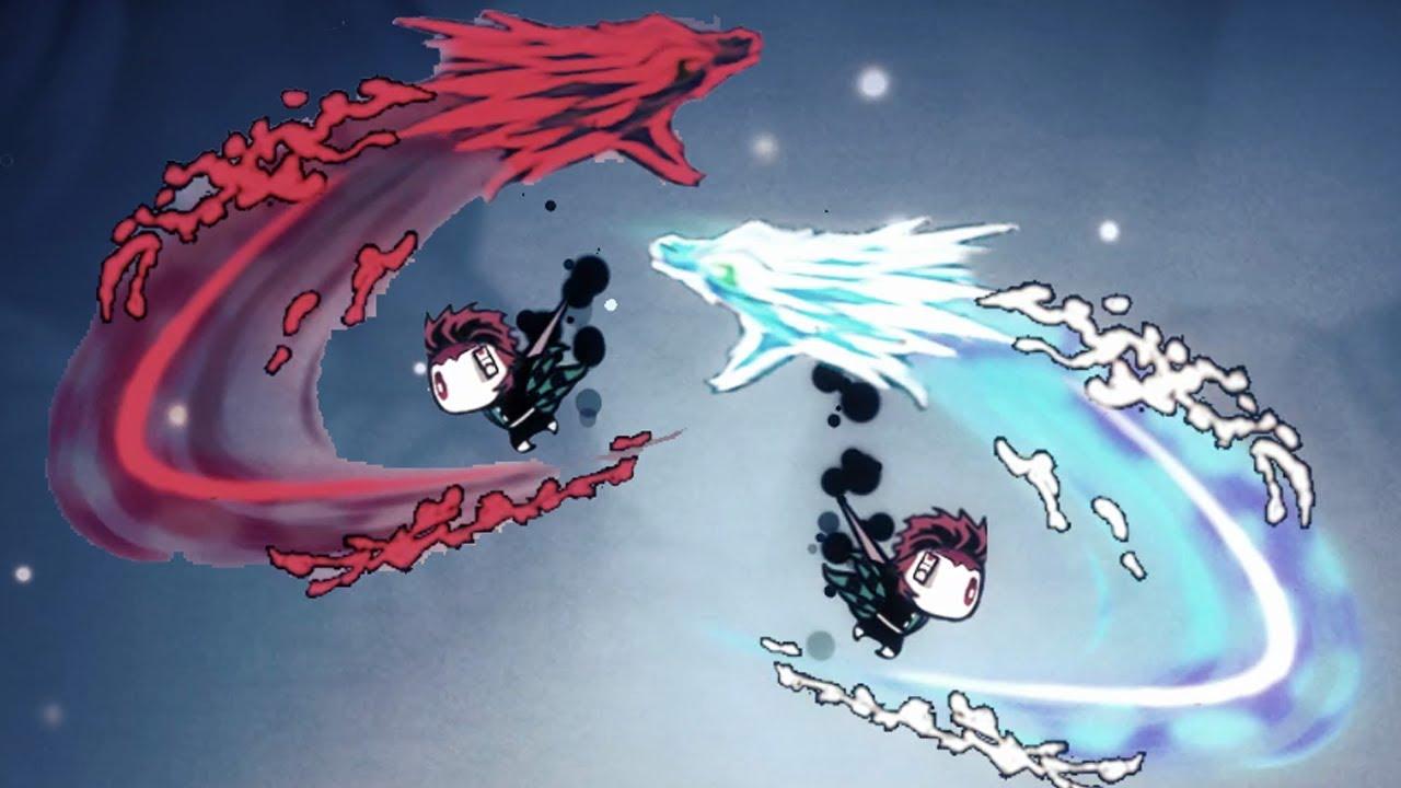 《空洞騎士》x《鬼滅之刃》MOD技能特效展示 Maxresdefault