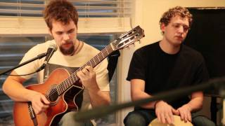 Moon Song - Anthony Green Cover - HEDJE Live