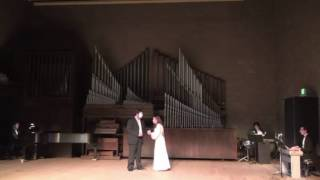 """The Phantom Confronts Christine"" performed by Bethany Lay"