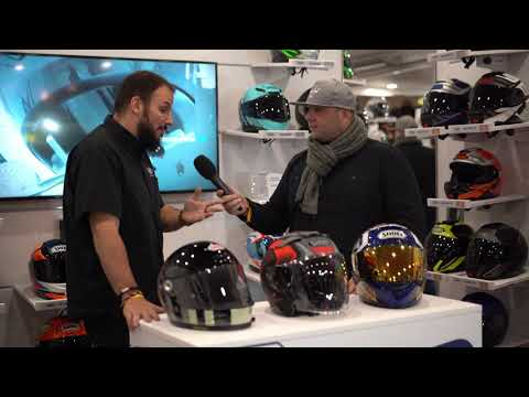 Shoei Helm - Neuheiten 2020 - Custom Bike Show 2019