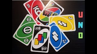 Uno Drinking Game (Uno You Didn't!)