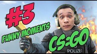 MixiGaming tổng hợp các tình huống hài CS:GO Phần 3. CS:GO Funny Moments