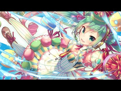 """Re:nG feat. 初音ミク """"夢見るマカロンガール"""""""