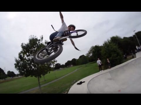 Andover Skatepark Day Edit