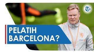 Dikabarkan Bakal Arsitek Barcelona, Ronald Koeman Beri Klausul Khusus untuk El Barca