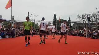 Hà Tĩnh vs Thể Công | Bán kết 1 hội làng Tiên Hội năm 2019