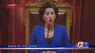 State of the State Address - Full Speech