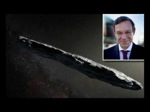 Harvard Professor Says Interstellar Object Is from Ancient Civilization and More Are Coming!