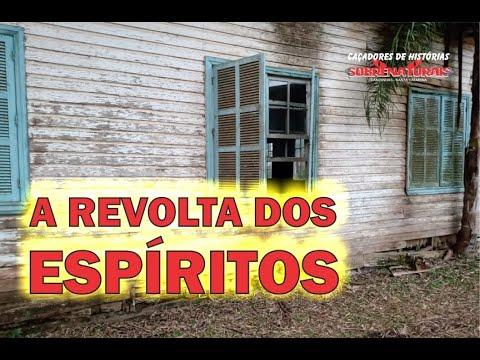 ESPÍRITOS REVOLTADOS - MORTOS NA GUERRA DO CONTESTADO.