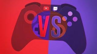 YOUTUBE vs TWITCH - КУДА ЛУЧШЕ СТРИМИТЬ?!