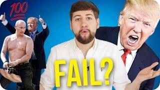 100 Tage Trump: Nur Fails & Skandale!?