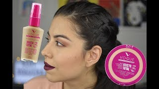 RESEÑA base VOGUE (maquillaje colombiano) | TatiMakeup