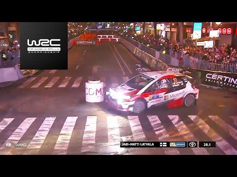 WRC - Rally Guanajuato México 2017: in Jaris´ Yaris ;-)
