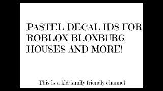 pastel cafe decals bloxburg - 免费在线视频最佳电影电视节目