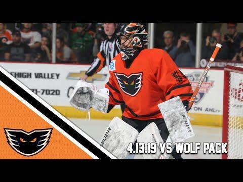Wolf Pack vs. Phantoms | Apr. 13, 2019