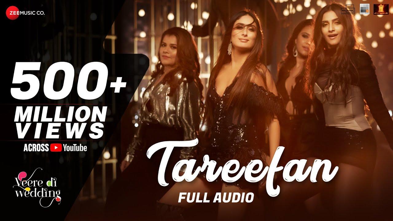 Tareefan mp3 Song