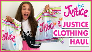JUSTICE ACTIVEWEAR CLOTHING HAUL 2020 | CORINNE JOY