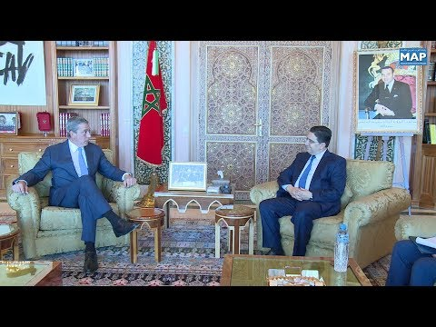 العرب اليوم - شاهد: بارلاسور يُؤكّد على أهمية التعاون الاقتصادي بين المملكة والمجموعة