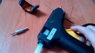Как сделать антену для телефона