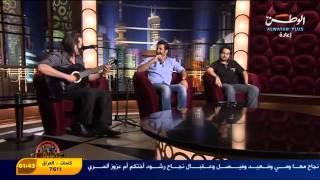صلاح الزدجالي & حمود ناصر - اطمئن 2011 - برنامج تو الليل