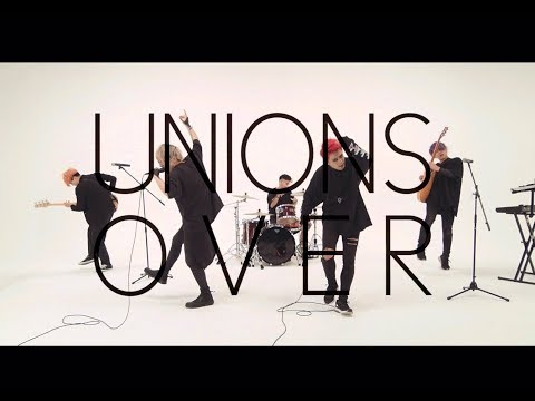UNIONS - OVER (OFFICIAL VIDEO)
