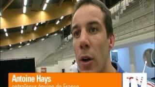 Vignette de la vidéo : L'équipe de France de judo handisport à Forges-les-Eaux : Judokas malvoyants, sourds et malentendants et judokas valides se sont retrouvés au dojo départemental de Forges-les-Eaux dans le cadre d'un stage d'entraînement.
