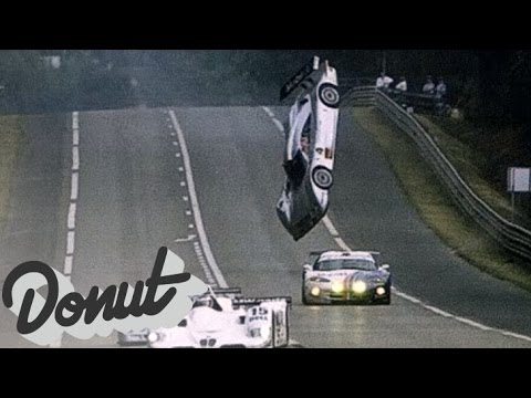 When Race Cars Fly | Donut Media
