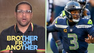 Why Russell Wilson is the NFL's best quarterback right now | Brother From Another | NBC Sports