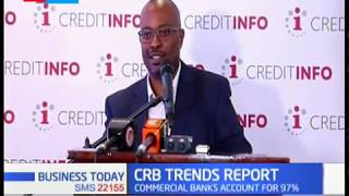 CRB report reveals traditional banks still the top sources of credits for Kenyans, account for 93%