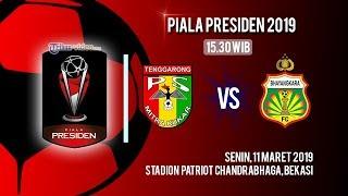 Video Live Streaming Piala Presiden 2019 Mitra Kukar Vs Bhayangkara FC, Senin Pukul 15.30 WIB