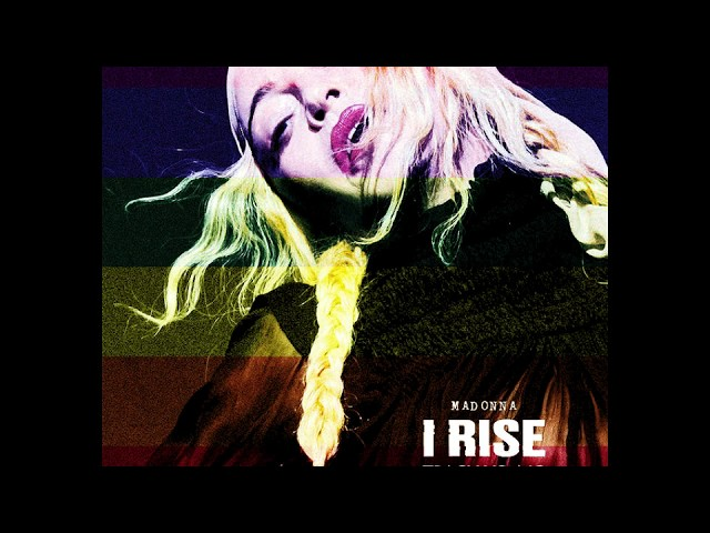 Madonna - I Rise (Tracy Young's Official Pride Remix)