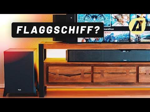 Teufel Cinebar Pro Review: Das Soundbar Flaggschiff für Enthusiasten - Deutsch