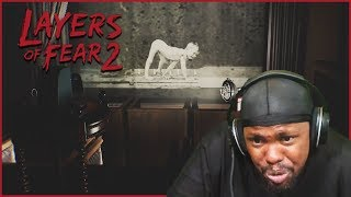 So Scared I Touched My Nipples! (Pause) - Layers Of Fear 2 (Ep.4)